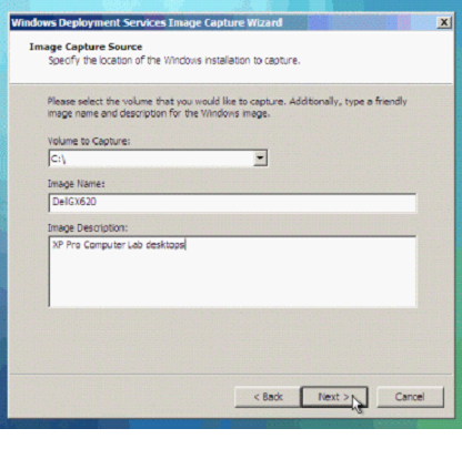Deploy XP Images by WDS on Server 2008 – vabsnanoti